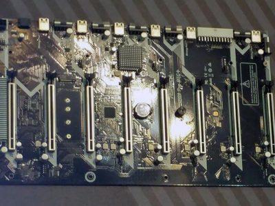 Novità – X370 Pro BTC+ per Esperti, ma non solo